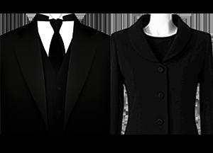 紳士・婦人礼服