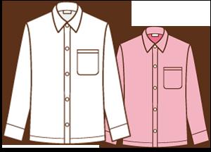 ワイシャツ2枚
